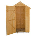 Forest Shiplap Apex 4 x 3ft Windowless Shed