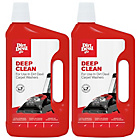 more details on Dirt Devil Deep Clean Carpet Detergent x2