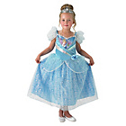 more details on Shimmer Cinderella Dress Up Costume - Small.