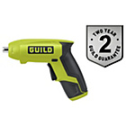 more details on Guild Cordless Screwdriver - 3.6V.