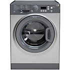 more details on Hotpoint Extra WMXTF 942G Freestanding Washer Graphite