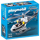 more details on Playmobil 5916 Police Helicopter.