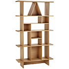 more details on Habitat Malo Oak Shelving Unit
