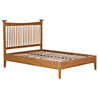 more details on Schreiber Pentridge Kingsize Bedframe - Oak.