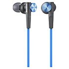 more details on Sony MDR-XB50 In-Ear Headphones - Blue.