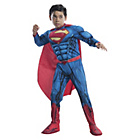 more details on Deluxe Superman Dress Up Outfit - Medium.