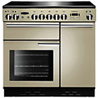 more details on Rangemaster Professional 90 Electric Range Cooker - Cream.