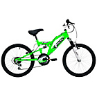 more details on Flite Turbo 20 inch Junior Full Suspension Bike - Boys'.