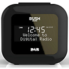 more details on Bush DAB Alarm Clock Radio - Black.