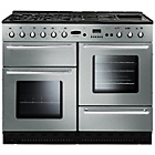 more details on Rangemaster Toledo 110 Dual Fuel Range Cooker - S/Steel.