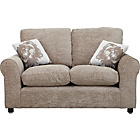 more details on Tabitha Fabric Small Sofa - Mink.