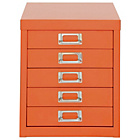 more details on Habitat Harrington Orange 5 Drawer Desk Storage