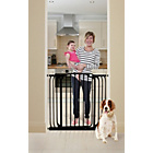 more details on Dreambaby Chelsea Tall Hallway Safety Gate - Black.
