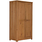 more details on Schreiber Harbury Double Wardrobe - Oak.