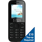 more details on Vodafone Alcatel One Touch 10.52 Mobile Phone.