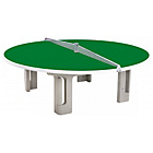 more details on Butterfly R2000 Concrete Table Tennis - Green.