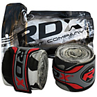 more details on RDX Boxing Glove Inner Hand Wraps - Camo Grey.