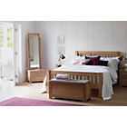 more details on Schreiber Harbury Double Bed Frame - Oak.