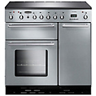 more details on Rangemaster Toledo 90 Electric Range Cooker - S/Steel.