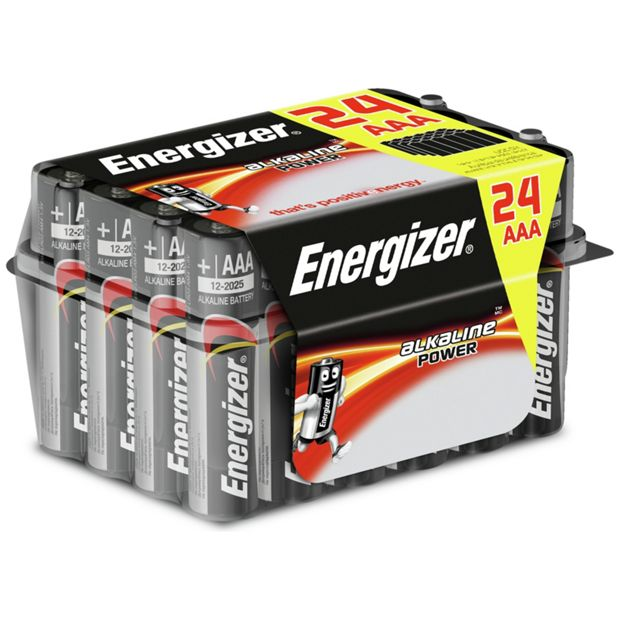 buy energizer aaa batteries 24 pack at. Black Bedroom Furniture Sets. Home Design Ideas
