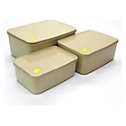 more details on Olpro Husk 3 in 1 Rectangular Storage Containers - Full Set.