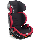 more details on Jane Quartz Isofix Car Seat - Scarlet.