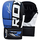 more details on RDX Large to XLarge Mixed Martial Arts Training Gloves -Blue
