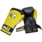 more details on RDX Kids' 6oz Boxing Gloves - Yellow.