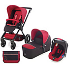 more details on Jane Muum Micro Koos Travel System - Scarlet.