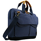 more details on Case Logic Lodo 14 Inch Attache Laptop Case - Blue.