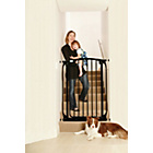 more details on Dreambaby Chelsea Tall Safety Gate for 71-82cm - Black.