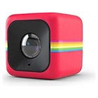 more details on Polaroid Cube 1080p HD Action Camera - Red.