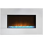 more details on Dimplex Diamonique Electric Wall Hung Fire - Mirror Finish.