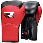 more details on RDX Kids' 6oz Boxing Gloves - Red.