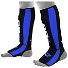more details on RDX Neoprene Large to Extra Large Shin Instep - Blue.