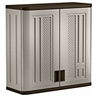 more details on Suncast Wall Cabinet with Shelf - Grey.