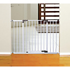 more details on Dreambaby Liberty Xtra Wide Hallway Safety Gate for 99-108cm
