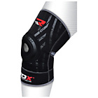 more details on RDX Neoprene Silicon Medium to Large Knee Support - Black.