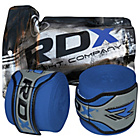 more details on RDX Boxing Glove Inner Hand Wraps - Blue.