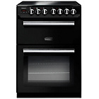 more details on Rangemaster Professional Double Electric Cooker - Black.