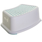 more details on Dreambaby Step Stool Dots - Aqua.