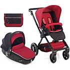more details on Jane Muum Matrix Travel System - Scarlet.