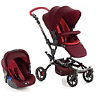 more details on Jane Epic Koos Travel System - Red.