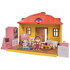 more details on Masha and the Bear Masha's House Playset.