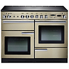 more details on Rangemaster Professional 110 Electric Range Cooker - Cream.