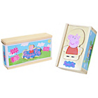 more details on Peppa Pig Wooden Dress Up Peppa Dominoes Pack.