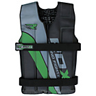 more details on RDX 14kg Weighted Running Vest - Green.