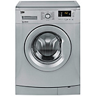 more details on Beko WMB61432S 6KG 1400 Spin Washing Machine - Silver.