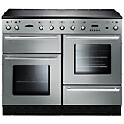 more details on Rangemaster Toledo 110 Electric Range Cooker - S/Steel.