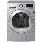 more details on LG FH4A8TDN4 8KG 1400 Spin Washing Machine - Silver.